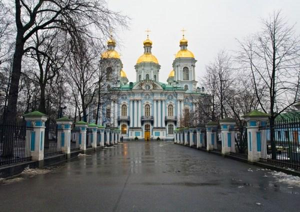 Фотография достопримечательности. Никольский собор в Санкт-Петербурге