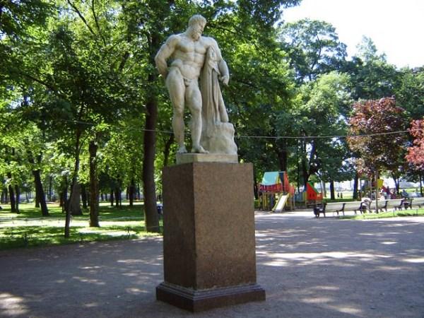 Фотография достопримечательности Александровский сад