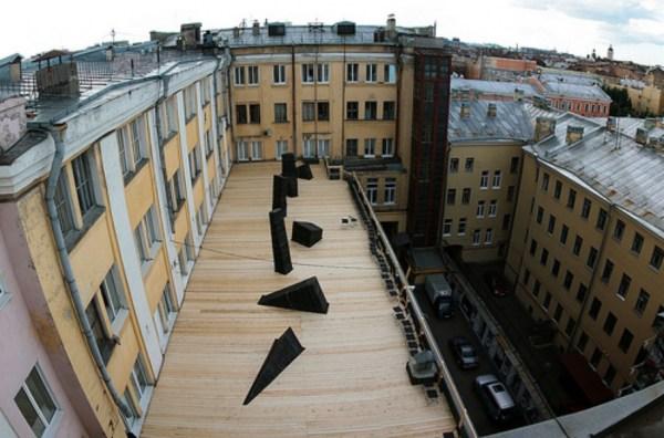 Фотография достопримечательности. Лофт проект Этажи в Санкт-Петербурге