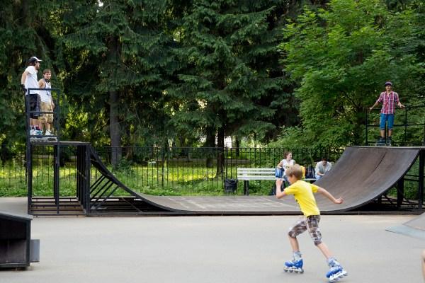 Фотография достопримечательности. Елагин остров в Санкт-Петербурге