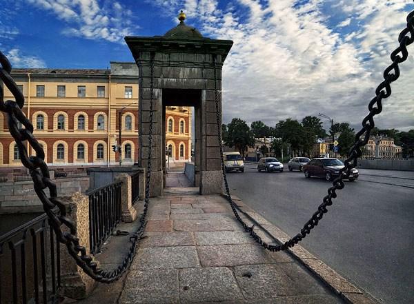 Фотография достопримечательности Старо-Калинкин мост