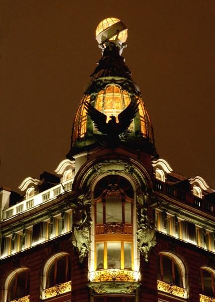 Фотография достопримечательности. Дом книги в Санкт-Петербурге