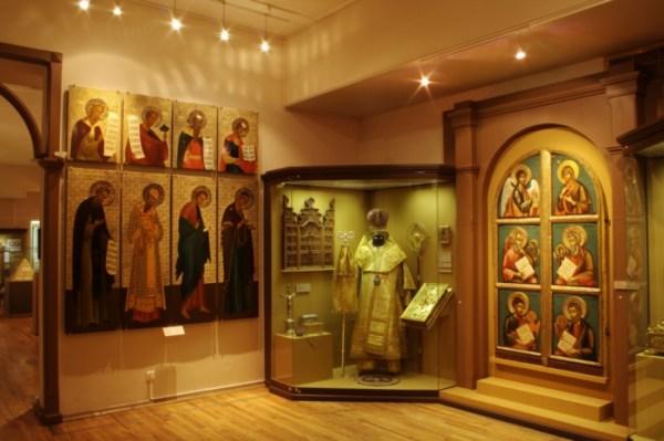 Фотография достопримечательности Государственный музей истории религии