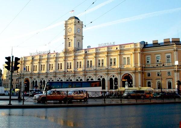 Фотография достопримечательности Московский вокзал