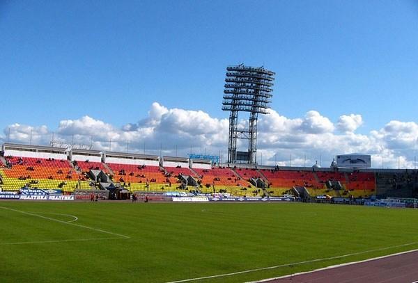 Фотография достопримечательности. Стадион «Петровский» в Санкт-Петербурге