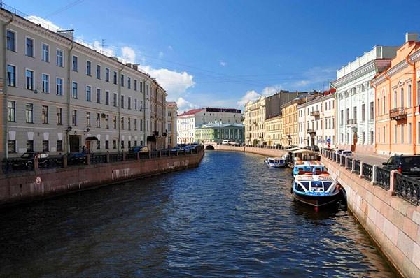Фотография достопримечательности. Мойка в Санкт-Петербурге