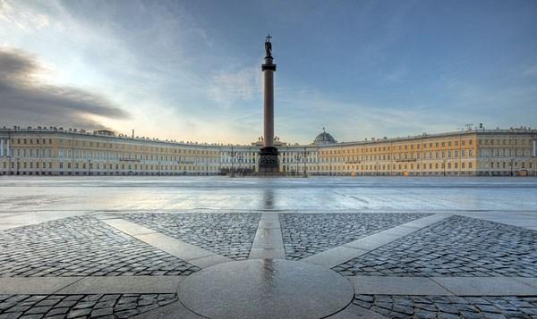 Фотография достопримечательности Дворцовая площадь