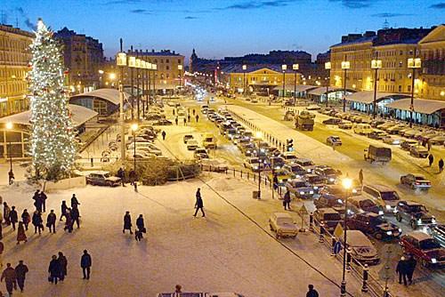 Фотография достопримечательности Сенная площадь