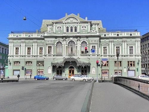 Фотография достопримечательности БДТ им. Товстоногова