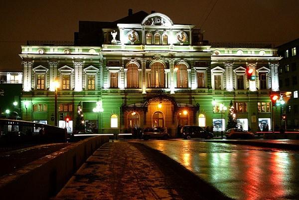 Фотография достопримечательности. БДТ им. Товстоногова в Санкт-Петербурге