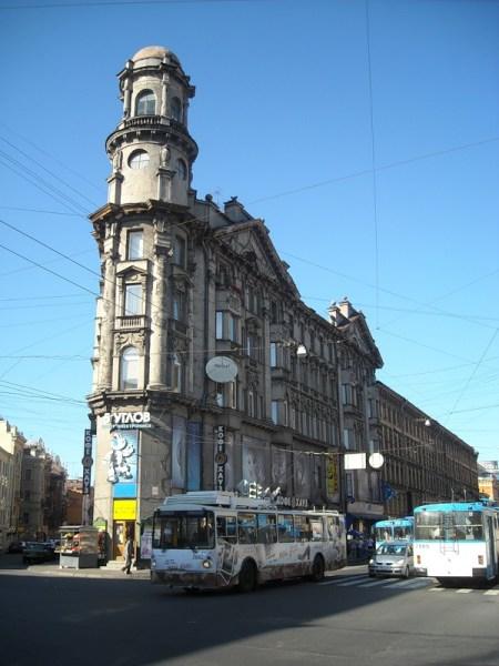 Фотография достопримечательности. 5 углов в Санкт-Петербурге
