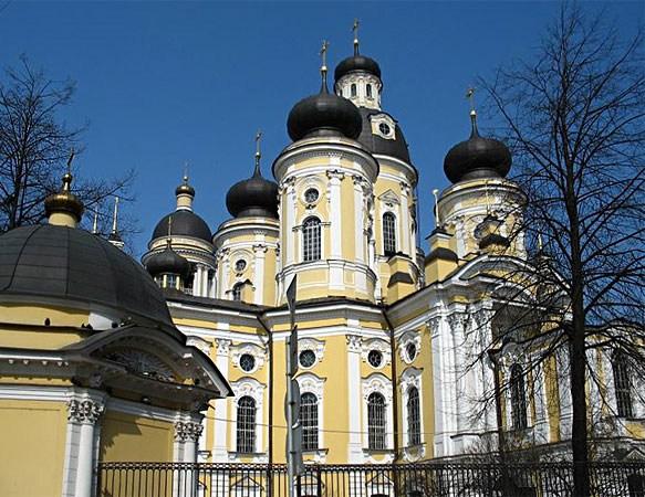 Фотография достопримечательности. Владимирский собор в Санкт-Петербурге