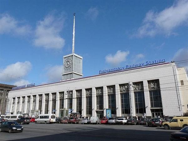 Фотография достопримечательности Финляндский вокзал