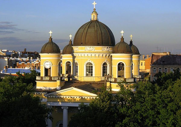 Фотография достопримечательности Спасо-Преображенский собор