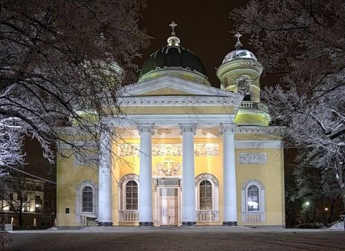 Фотография достопримечательности. Спасо-Преображенский собор в Санкт-Петербурге