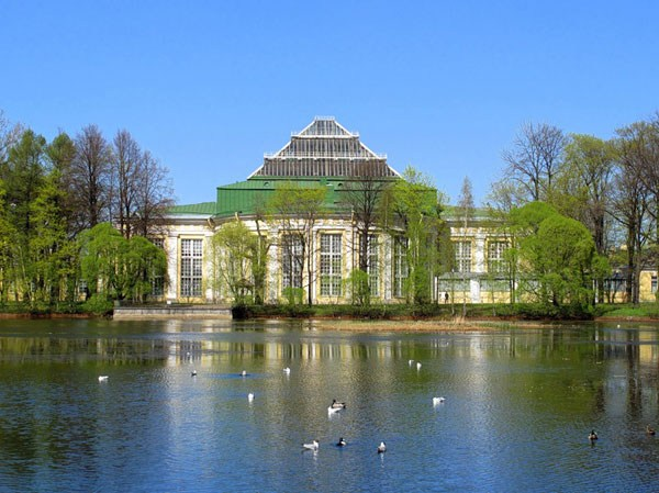 Фотография достопримечательности Таврический сад