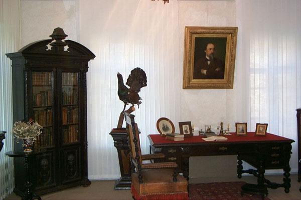 Фотография достопримечательности Музей-квартира Некрасова