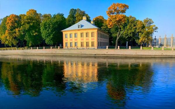 Фотография достопримечательности Летний дворец Петра I