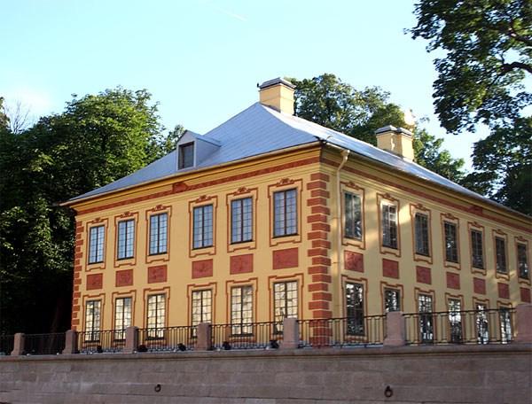Фотография достопримечательности. Летний дворец Петра I в Санкт-Петербурге