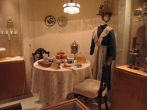 Фотография достопримечательности. Музей Хлеба в Санкт-Петербурге
