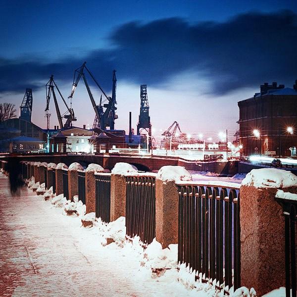 Фотография достопримечательности. Адмиралтейские верфи в Санкт-Петербурге