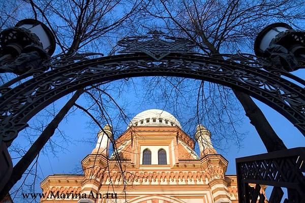 Фотография достопримечательности Большая Хоральная Синагога