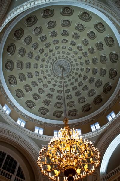 Фотография достопримечательности. Таврический дворец в Санкт-Петербурге