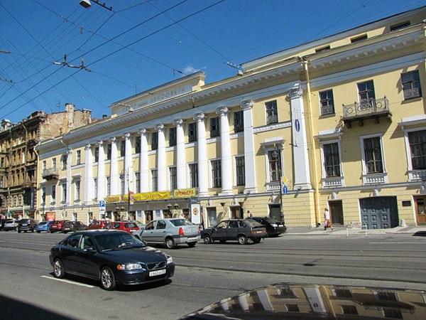 Фотография достопримечательности Театр им. Ленсовета