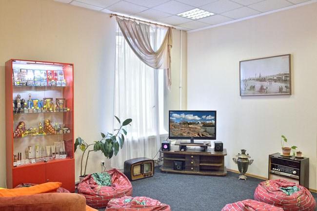 Hostel Neva. Зона отдыха