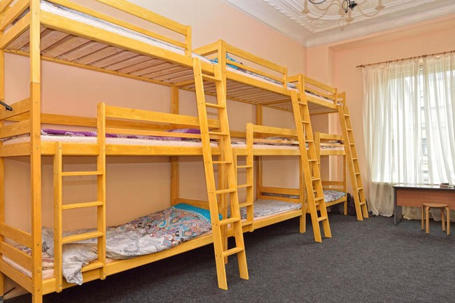 Мини-гостиница Нева. Пятнадцатиместный номер