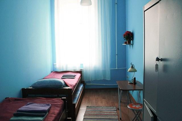 Фотография хостела. Intouch Hostel в Санкт-Петербурге