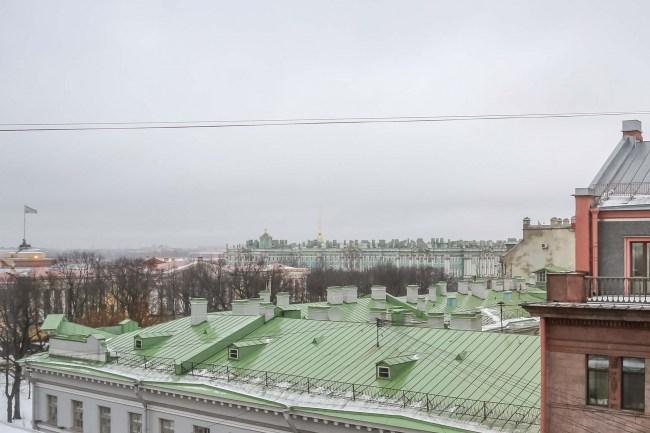 Фотография хостела Адмиралтейский