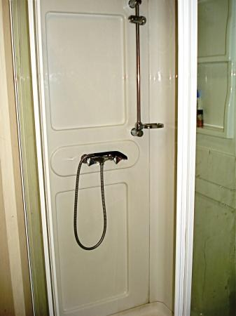 Ванная комната в хостеле Распутин, Санкт-Петербург