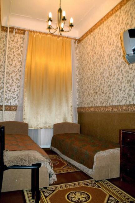 Двухместный номер. Мини-отель Old Flat на 1-ой Советской