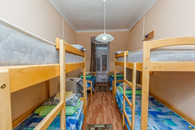 Фотография хостела PeterSky Hostel