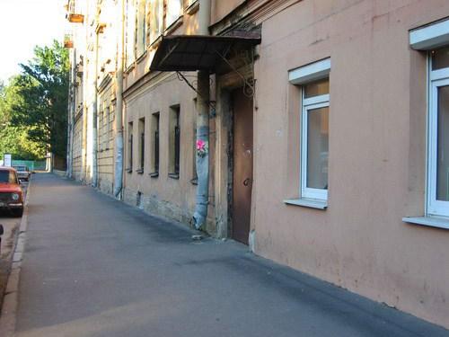 Здание, в котором расположен хостел Spb Homespace, Санкт-Петербург