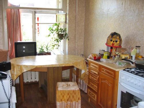 Кухня. SPB Homestay, Санкт-Петербург