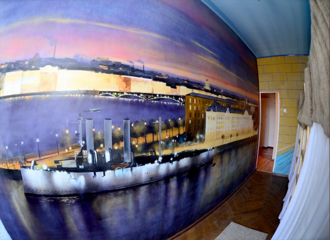 Фотография хостела. Karlsson-house в Санкт-Петербурге