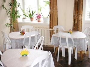 Столовая гостиницы Марионетка