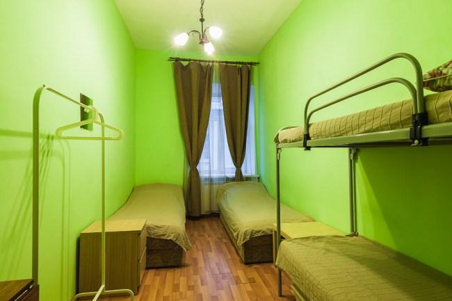 Фотография хостела Old Flat на Лиговском