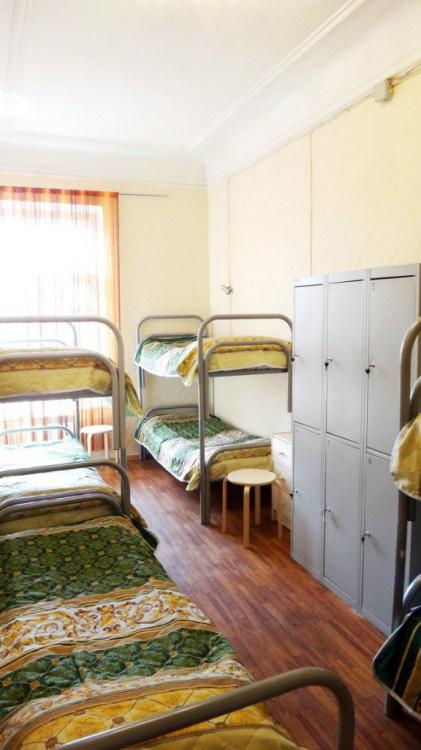 Фотография хостела. Sol Hostel в Санкт-Петербурге