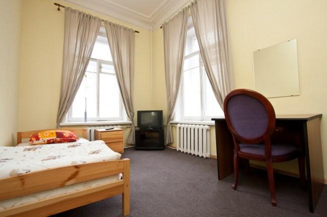Двухместный номер недорогой гостинице Тоди на Казначейской, Санкт-Петербург