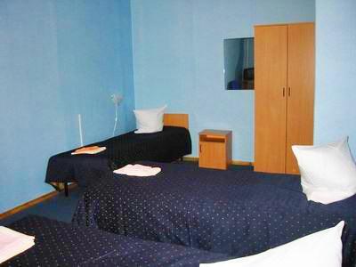 Трехместный номер в гостинице Заневский, Санкт-Петербург