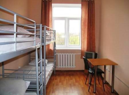 4-местный номер в гостинице Звезда, Санкт-Петербург