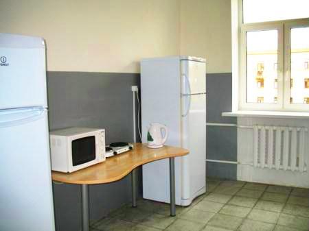 Кухня в гостинице Звезда, Санкт-Петербург