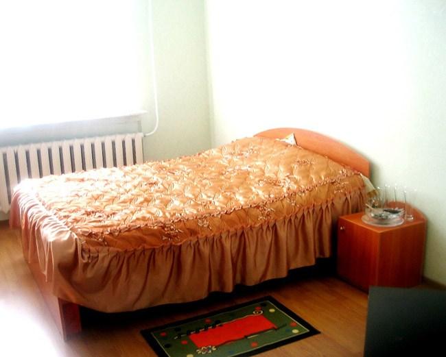 Гостиница СПБКиУ в Петербурге