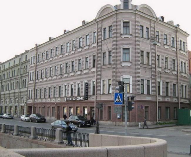 Хостел Красный коврик. Санкт-Петербург