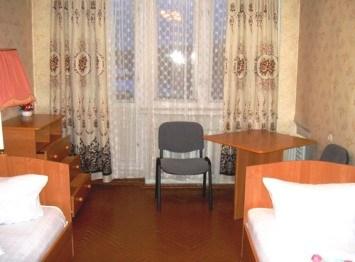 Двухместный номер в гостинице Меншиковский в Санкт-Петербурге