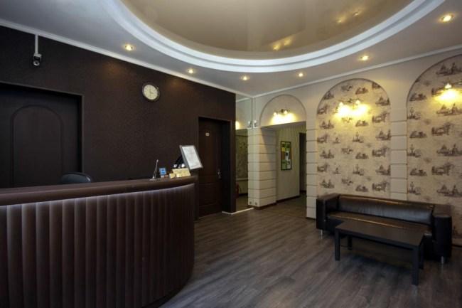 Двухместный номер в недорогой гостинице На Мучном, Санкт-Петербург