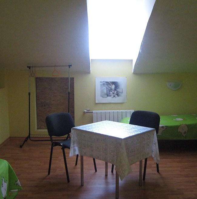 В номере гостиницы Невский 5, Санкт-Петербург
